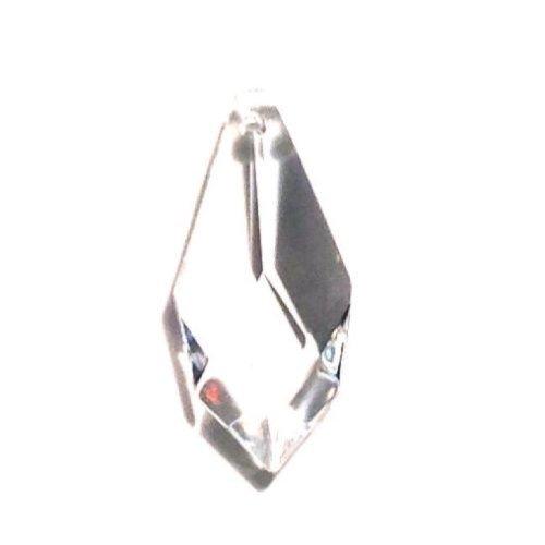 Preisvergleich Produktbild 38mm Asfour Crystal Ice Drop Prisms 871-38