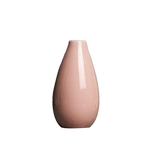 Kicode Mini Vase Keramik Blumentopf Glatte Keramik Blumen Mehrfarbig Einrichtung Dekoartikel Garten Hochzeit Garten Hochzeit - Garten-einrichtung