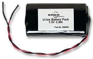 Dynamic Power ENIX énergies - 800052–Batterie LI-ION-PK 7,5–20 2.2AH-Lot de 1
