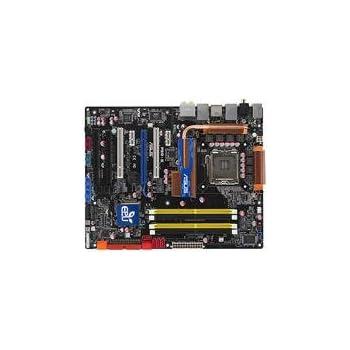 Asus p5Q-e, aTX carte mère socket 775 (sans on board vGA 1600 mHz fSB)