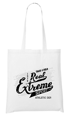 Real Extrem Sport Sac Blanc Certified Freak