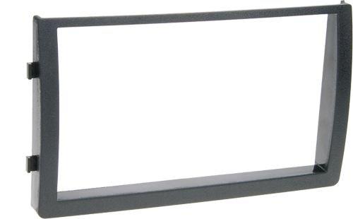ACV 381210-14 2-DIN Radioblende für Nissan Altima 2005-2006 schwarz