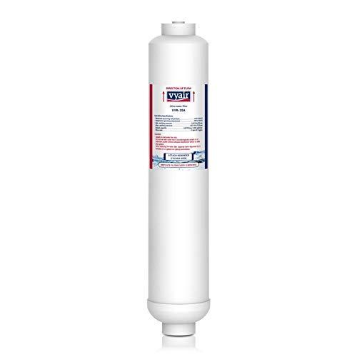 Vyair RO vyr-35a Eis & Wasser Kühlschrank Filter zu Fit LG 3650JD8050 A, 3890JC2990 A, 5231ja2003b, 5231JA2010 A, 5231JA2010B, 5231JA2012 A, bl-9303,-9808, da2010cb, K32010CB (1) - Eis-wasser-filter Whirlpool