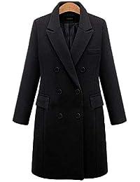 ❆LANSKIRT Winterjacke Damen Winterjacken Damen Gro/ß Gr/ö/ße Outwear Winter Parka Lange Wintermantel Warm Mantel mit Kapuze Kapuzenjacke M-XXXXXL 7-Farben