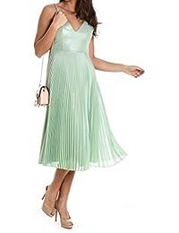 25082030bb91 MANGANO Vestito Donna P18PMNG000770446 Poliestere Verde