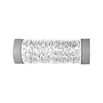 Bobine 35 m/ètres Import Allemagne Argent Zig Zag de 0.3mm