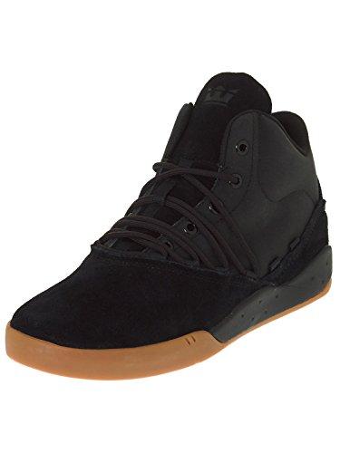 Supra Estaban Shoes - Black / Gum Black