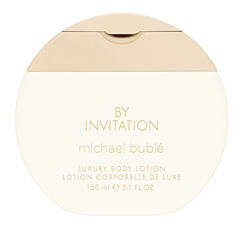 Michael Buble von Einladung 150 ml Luxury Body Lotion