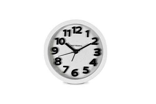 Metronic 477307 - Despertador clásico Buzzer electrónico