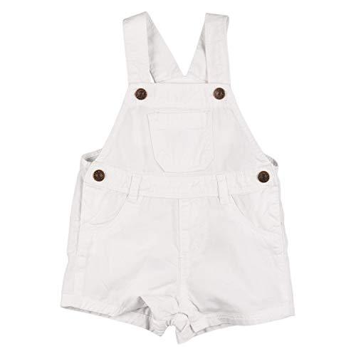 Top Top LEGADOR Petos, Blanco 1, 86 (Tamaño del Fabricante:18-24) para Bebés