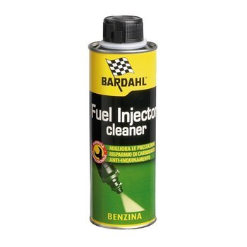 Bardahl 233019 Fuel Injector Cleaner Additivi Pulitore Iniettore Benzina, 300 m