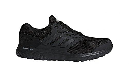 Adidas Galaxy 4 M, Zapatillas de Running para Hombre, Negro (Cblack/Cblack/Cblack Cp8822), 42 2/3 EU