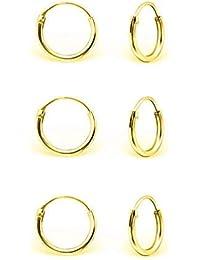 50% Preis Werksverkauf besser Suchergebnis auf Amazon.de für: Mini Creolen - Ohrringe ...