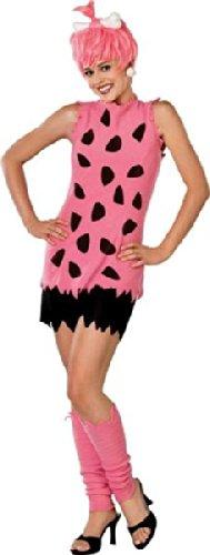 Pebbles Feuerstein™-Kostüm für Damen - M (Pebbles Feuerstein Kostüm)