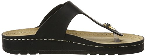 Rohde Riesa Ladies Mules Black (nero 90)