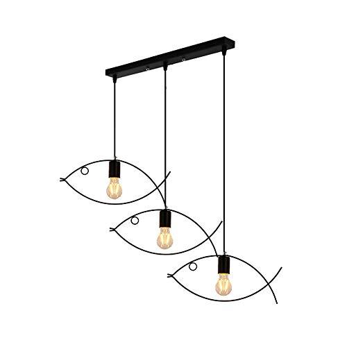 Retro simple sudeste asiático estilo japonés lámpara