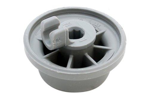 Bosch–Rueda para cesta inferior de lavavajillas. Genuine número de pieza 165314