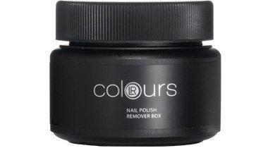 LR, Colours Nail Polish Remover-Box / Nagellackentferner Box