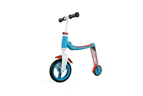 Scoot & Ride Highway Baby Ride-On (Blue/ Red)
