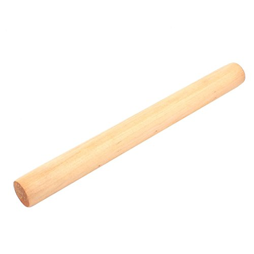 MiKi&Co Nudeln Klöße Haut Maker Teigausroller Roller Stick 28cm lang