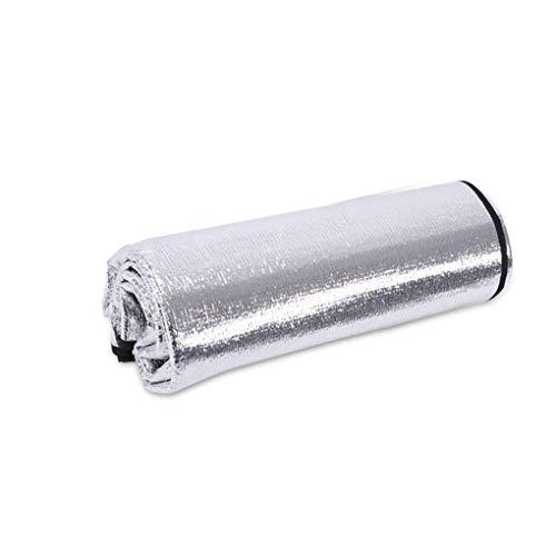 Mengonee 290x290cm bewegliche Faltbare Folding Isomatte Matten-Auflage-Wasserdichte Aluminiumfolie Eva Außen Isomatte