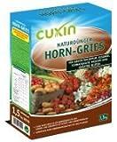 Cuxin Naturdünger Horn-Gries MINIGRAN, 1,5 kg