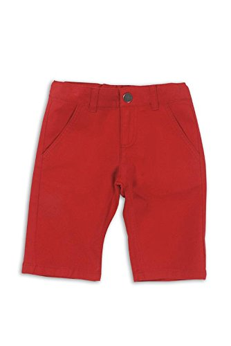 ubs-boys-shorts-red-red-14-years