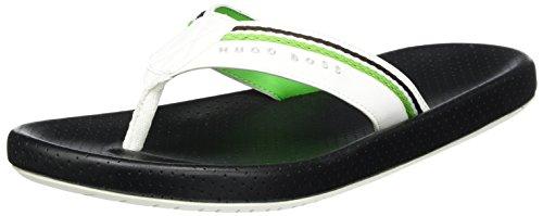 Boss Green Shoreline Fresh 10189896 01, Sandales Homme Noir (Black 1)