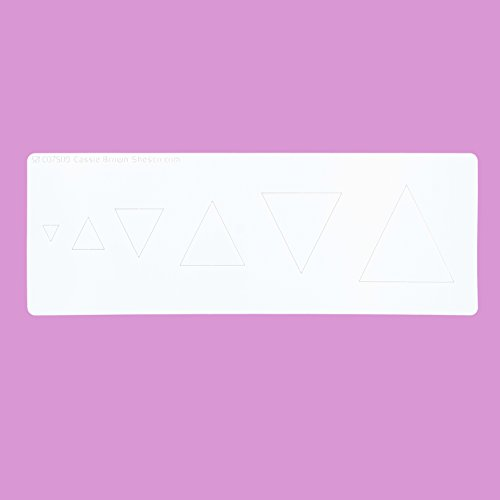 cassie-brown-triangles-stencil-plastic-transparent-1-6-cm