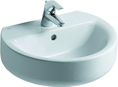 Ideal Standard E714601Connect Waschbecken Sphère 50x 42cm weiß