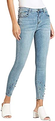 Iconic Women's 2091071 SS24STUDENM Woven Tapered Trousers,
