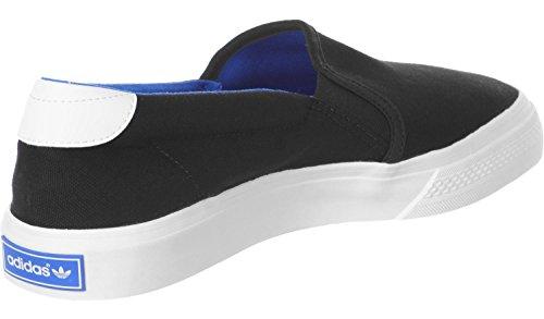 adidas Adidrill Vulc Noir Blanc Blue noir blanc bleu