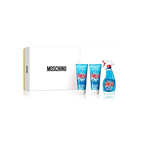 Moschino fresh couture, confezione regalo - 150 ml