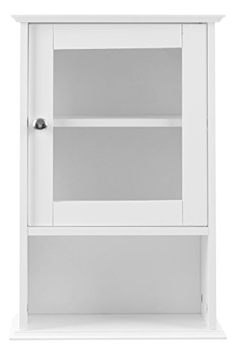 Premier Housewares - Armario Pared repisa Puerta Frontal