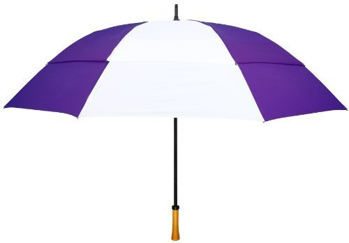 purple-white-windproof-up-to-60-mph-large-golf-umbrella-64-arc-with-warranty-by-tornado