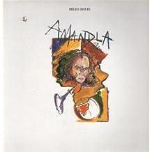 AMANDLA LP (VINYL ALBUM) CANADIAN WARNER BROS 1989