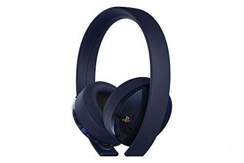 Gold Wireless Headset - 500M Limited Edition