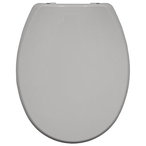 Bemis Buxton Stay Tight Toilettes Seat-Whisper Grey