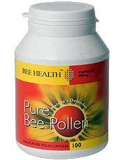 Bee Health Pollen 500mg 100Kapsel–clf-bee-100250