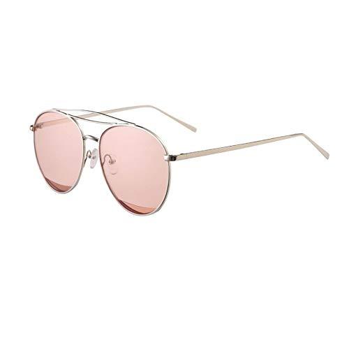 JFFFFWI Polarisierte Sonnenbrille Polarisierte Herren Damen Anti Glare Driving Brille UV-Schutz Cool Retro Designer Wayfarer Aviator (Farbe: 1)