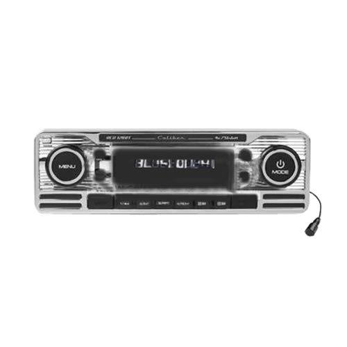 Caliber RCD120BT Retro Look Radio mit Bluetooth Chrome