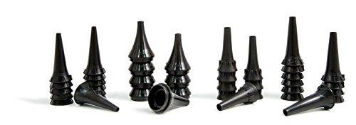 Heine Otoskop (opticlar 100.250.000einmaltrichtern Tipps-2,5mm Durchmesser Heine kompatibel (100Stück))