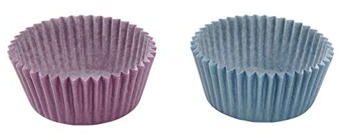 Fackelmann 43950, 100 Stampini di carta per muffin, 70 mm