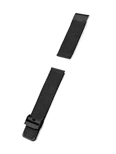Maschenband Schwarz KHS.EBMB.22 Stahlband 22 mm