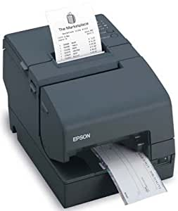 Epson TM-H 6000IV, USB, RS232 cutter, black, C31CB25906 (cutter, black incl.: power supply unit, order separately: interface cable)