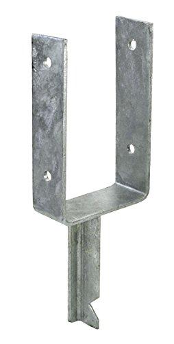 Connex Pfostenträger T-Form 91 x 50 x 200 x 200 x 5 mm, feuerverzinkt, HV4250