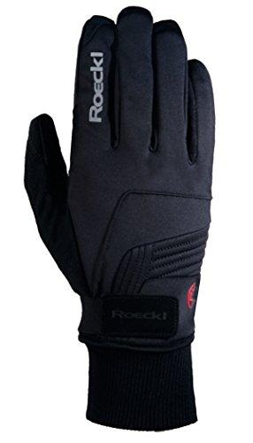 Roeckl Rebelva Winter Fahrrad Handschuhe schwarz 2017: Größe: 8.5