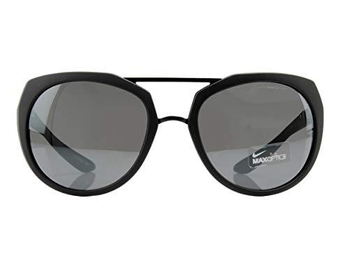 Nike Flex Motion Black Plastic Frame Black Lens Ladies Sunglasses EV1015328895420001
