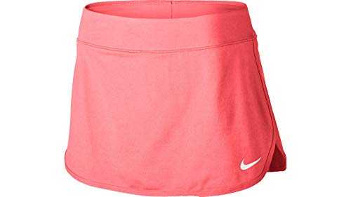 Nike Damen Court Pure Rock, Lava Glow/White, L - Nike-sommer-rock