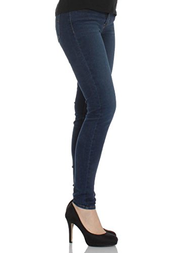 Levi's Red Tab 710 Innovation Super Skinny Jeans TIC MAJESTIC